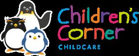 Children's Corner Childcare logo Transparent Background
