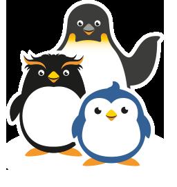 Children's Corner Logo – Penguins