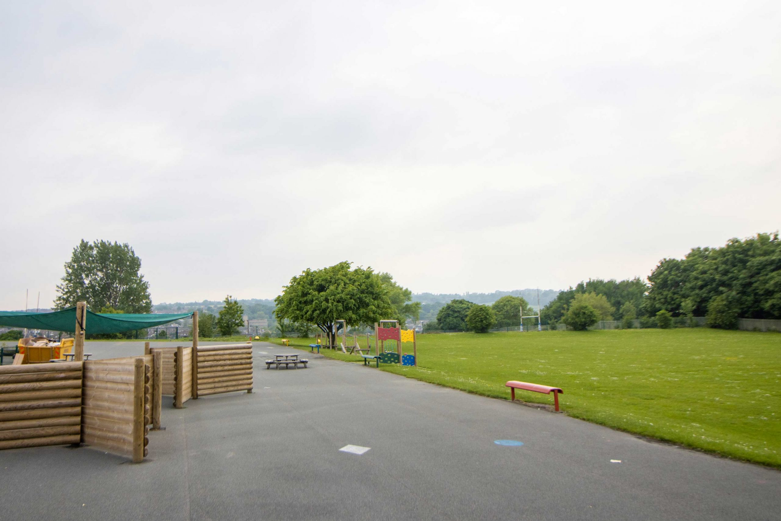Outdoor Playground and Play Area