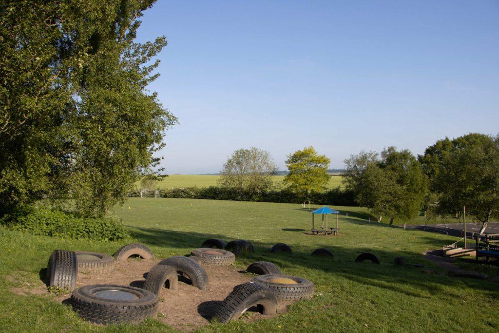 Countryside surrounding our nursery