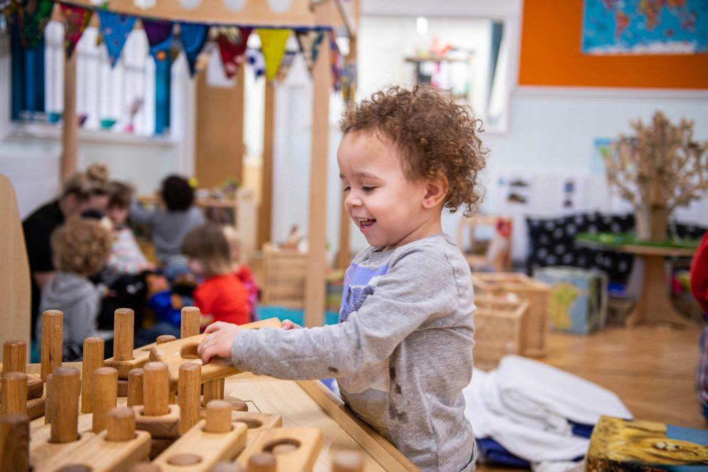 Building Blocks at Headingley Nursery