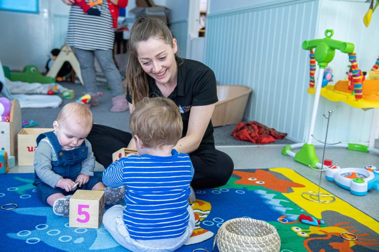 Childcare at Moorlands