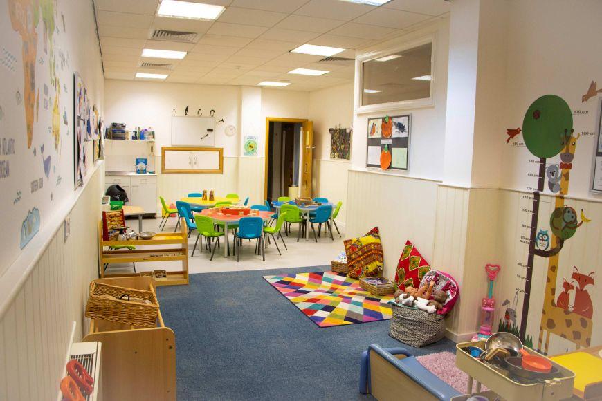 Our nursery settings