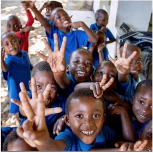 Children from Malawi