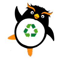 Recycling Penguin